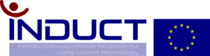 dementiainduct.eu image: Induct logo - Interdisciplinary Network for Dementia Using Current Technology